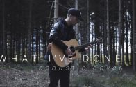 Linkin-Park-What-Ive-Done-Acoustic-Cover-by-Dave-Winkler